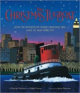 Christmas Tugboat
