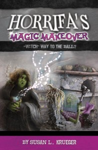 Horrifa's Magic Makeover