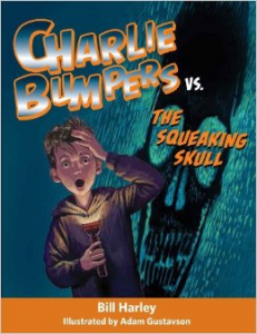 Charlie Bumpers Squeaking Skull